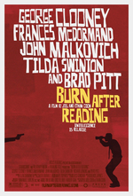 Burn After Reading van de broertjes Coen